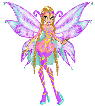 Winx Club: Alice Bloomix by Laefey