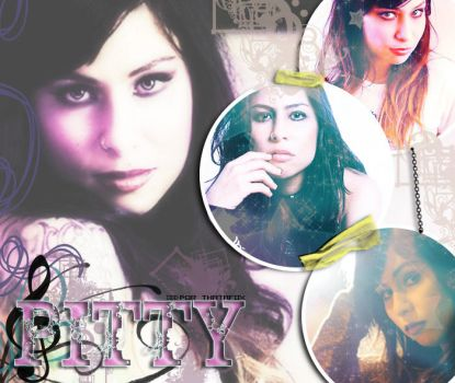 Pitty - Wallpaper by Thatafox