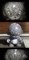 Patience The Munny by AlchemyArtist