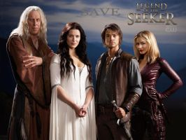 Save Legend Of The Seeker by Lady-Of-The-Pen