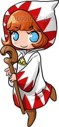 White Mage by studiomarimo