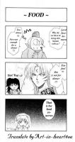 Food problem with Sesshomaru's family by Art-in-heart4va