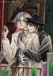 Dr. Jekyll and Mr. Hyde by LanWu