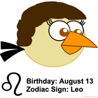 Katrina's Zodiac Sign: Leo by Mario1998