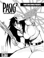 Pasig Book 2  Ch1 Cover by tagailog