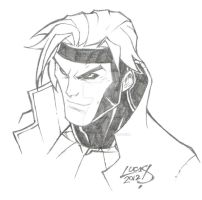 Gambit 2012 by LucasAckerman