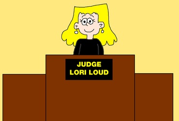 Judge Lori Loud's Courtroom by MikeJEddyNSGamer89