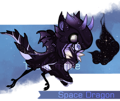 Space Dragon by NebNomMothership