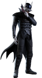 The Batman Who Laughs :Transparent Background by Gasa979
