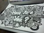 Doodle - How Are You? by aivvia