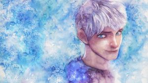 Jack Frost -Wallpaper by RoryonaRainbow
