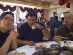 Tea and DimSum by IzzyMedrano