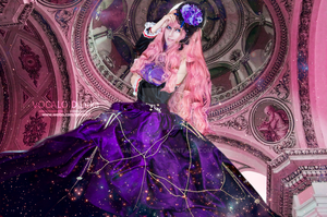 my cos Megurine Luka-by sandy67 by sandy67-Q