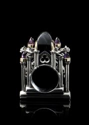 Large Cathedral Ring by w-l-g