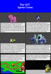 The GCC Sprite Comic 348 Epilogue Part 6 by Godzilla90sTK