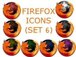 Firefox Icons... set 6 by nfn678