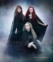 Witches by AndyGarcia666