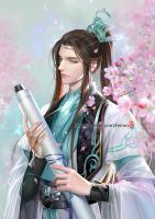 Chang Ge by feimo