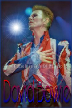 David Bowie by teresanunes