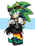 Scourge Undertale Outfit by TheDarkShadow1990