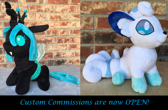 Commissions Now OPEN! by Drachefrau