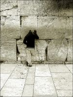 on the wall of Jerusalem by shyDESING