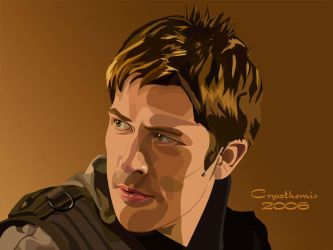 Sheppard vector drawing by crysothemis
