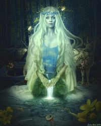 mother earth need our help by Lolita-Artz