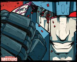 Wreckers 5 wallpaper by dcjosh