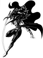 [Commission] Vampire Hunter D by LordGuyis