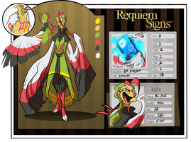 Requiem Signs - Ba-Ying by 7-Days-Luck