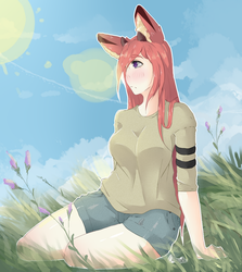 Chillin' in the sun by ciroyka