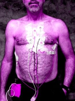 Heart monitor by bastique