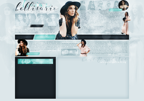 layout ft. troian bellisario by Andie-Mikaelson
