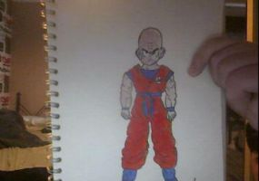 Krillin by arranboi123