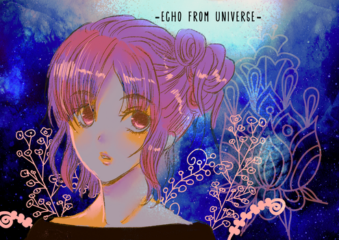 Echo from universe by meisan