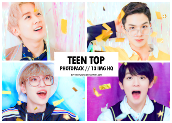 Teen Top - photopack #10 by butcherplains