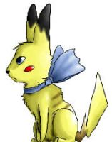 iScribble Pikachu by AnimeVSReality