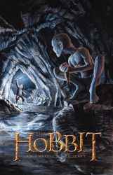 The Hobbit Poster Mockup by KristofferNS