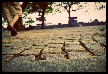 Stepping stones by abhimanyughoshal