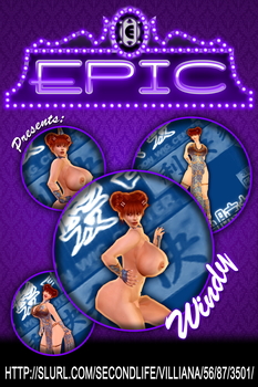 Epic Features - Windy by MacIntyre