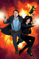 Torchwood Explosion by KellyYates