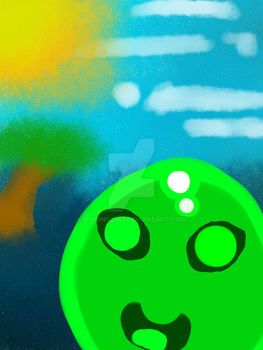 Slime by Domino2442