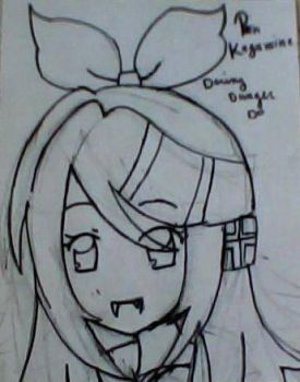 Kagamine Rin future style by Daring-danger-do