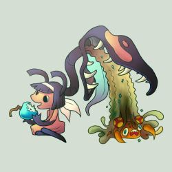 MAWILE used SPIT UP by pseudonymjones