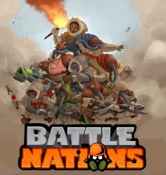 Battle Nations Raiders by Nerd-Scribbles
