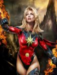 Ms. Marvel by peterg666666