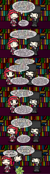 The Trouble In Giving Advice... by Spaztique