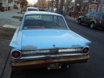 1962 Ford Fairlane 500 Sport Coupe V by Brooklyn47