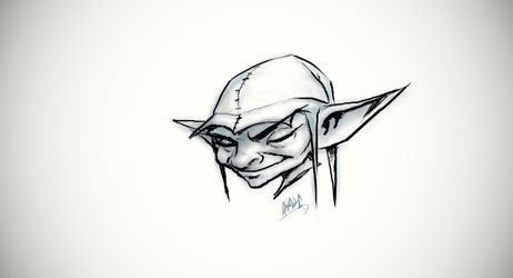 Goblin_Warm-up by Chadwick-J-Coleman